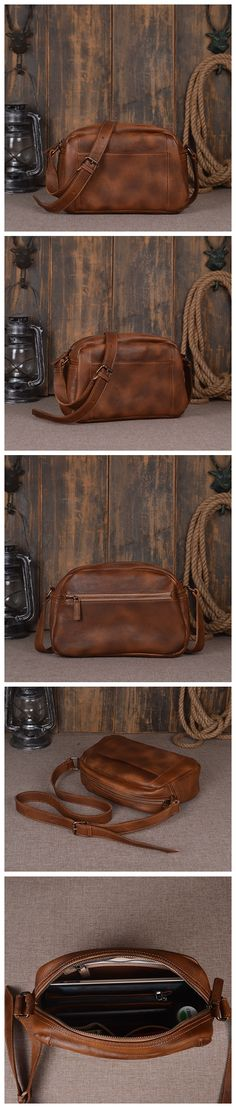 6e0058bff230 Handcrafted Genuine Leather Satchel Bag Leather Messenger Leather Shoulder Bag  Leather Briefcase