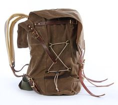 Discover more of the best Random, Convoy, Fashion, Bag, and Backpack inspiration on Designspiration Travel Bag Essentials, Mens Essentials, Style Essentials, Backpack Outfit, Backpack Bags, Canvas Backpack, Hiking Backpack, Back To Black, Fashion Bags