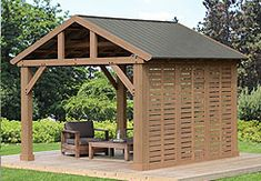 Pergola Attached To House Roof Referral: 7428130814 Curved Pergola, Steel Pergola, Pergola Attached To House, Deck With Pergola, Cheap Pergola, Wooden Pergola, Pergola Shade, Patio Roof, Pergola Patio