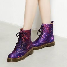 GEEK FASHION / Dream Boots @marjorie hay they're sparkly Hephaestus boots!!!