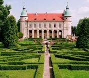Zamek w Baranowie Sandomierskim - więcej informacji o tym zamku szukaj na  http://www.gdziewesele.pl/Hotele/Zamek-w-Baranowie-Sandomierskim.html