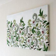 SummerFlower.jpg  100×50の大作。お花は非実在の空想の図柄