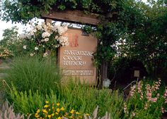 Matanza Creek Winery in Sonoma - recommended. Lavender fields and gorgeous views. Bit off the winery path though.