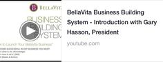 The first of our webinar series taking place each Wednesday occurred last night. Join us every Wednesday night as we discuss each of the 7 Steps to Success in BellaVita. This brief recording prepares you with a brief introduction by Gary Hasson. Watch video on YouTube http://youtu.be/AXjXArKTYfY