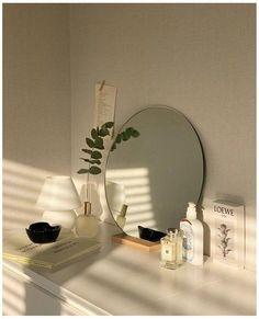 Beige Room, Cute Room Decor, Study Room Decor, Study Room Design, Small Room Decor, Small Room Design, Minimalist Room, Room Ideas Bedroom, Korean Bedroom Ideas