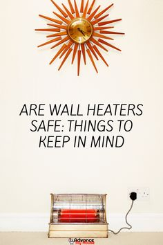 Are Wall Heaters Safe: Things to Keep in Mind.  Wall heaters are great as they offer more space along with optimal heat. That said, there are quite a few and justifiable safety concerns when it comes to these convenient and affordable heating units.    #AdvanceMyHouse #WallHeaters #BathroomWallHeater #BathroomHeaterIdeas #SpaceHeaters #BestWallHeaters #ModernBathroomHeaters Bathroom Heater, Bathroom Wall, Modern Bathroom, Best Space Heater, Diy Heater, Wall Safe, Cool Walls, Keep In Mind, Amazing Bathrooms