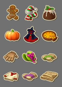 ArtStation - Icons for Township Playrix Tetyana Zhuravska Game Gui, Game Icon, Game Props, Game Concept, Healthy People 2020 Goals, Game Assets, Care Plans, Healthy Living Tips, News Games