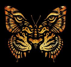Love this because my horoscope is a Leo and I have always loved butterflies
