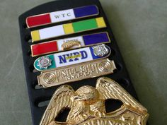 NYPD collectibles and badges Car Badges, Police Badges, Special Forces Logo, Us Military Medals, Fire Badge, Good Prayers, Blue Line Police, Police Cars, Law Enforcement