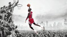 НБА Майклом Джорданом реклама