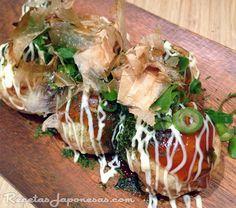 Takoyaki | Recetas Japonesas en español!