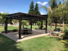 custom patio covers, pergolas, barbecue islands, concrete & masonry, and sunrooms Central Valley, Sunrooms, Bbq, Construction, Outdoor Structures, Island, Garden, Courtyards, Barbecue