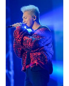 YGEXStaff's Twitter update of Taeyang #WHITENIGHT #DARLING