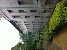 도쿄국립박물관 뒷모습..우에노공원 ..20130607..아이폰촬영