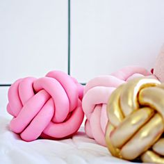 Learn how to make these fun unique pillows.