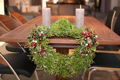 Gebrochener Kranz / broken wreath by Jürgen Herold