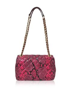 MICHAEL Michael Kors Womens Sloan Large Chain Shoulder Bag Fuschia     Want  additional info  Click on the image. (This is an affiliate link)   ... 0e0815eb406a5
