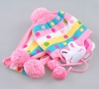 Knitting Wool, Rabbit Ears, Crochet Accessories, Cute Pink, Fun Crafts, Beanie, Sewing, Baby, Style