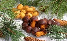 Назад в СССР: Печенье «Грибочки» и «Орешки со сгущенкой» | Кулинарные рецепты от «Едим дома!»