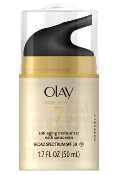 10 of the best moisturizers under $30: Olay Total Effects 7 in 1 Anti-Aging Moisturizer.