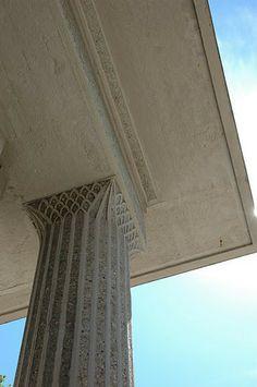 Immeubles Perret, Le Havre : colonnes (5 photos)