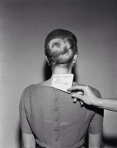 North By Northwest hair test, 1959
