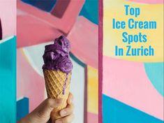 Top Ice Cream Spots in Zurich Gelato, Going On Holiday, Zurich, Wine Recipes, Ice Cream, Yummy Food, Switzerland, Desserts, Restaurants
