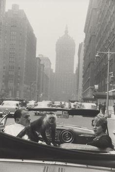 Park Avenue, New York, 1959. Photograph: The Estate of Garry Winogrand/Courtesy Fraenkel Gallery, San Francisco