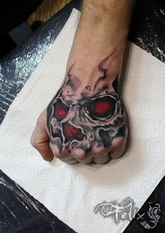 Skull Tattoos for Men | Tattoo Ideas Gallery & Designs 2017 – For ...