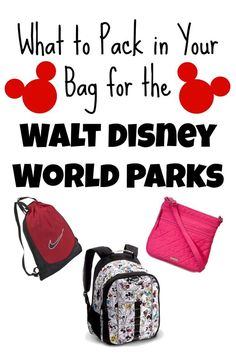 The Disney ExpEARience: What to Pack in Your Bag for the Walt Disney World Parks