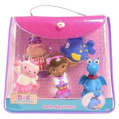 Doc McStuffins Bath Squirters >>> You can get additional details at the image link.Note:It is affiliate link to Amazon.