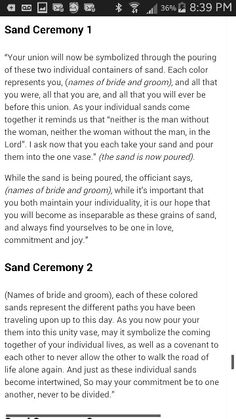 A Traditional Wedding Ceremony Order of Events | Wedding Ceremony ...