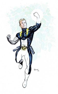 Livewire -  Legion of Super-Heroes