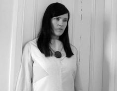 RIP Trish Keenan of experimental indie band Broadcast. Beautiful style. Ethereal voice.