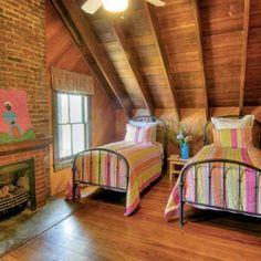 barn loft/attic