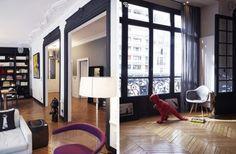 Un intérieur parisien