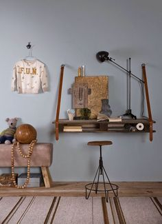 domaine home DTI my scandinavian home the socialite family vtwonen petit & small a cup of jo house of . Domaine Home, Deco Cuir, Oriented Strand Board, Cool Kids Rooms, Kid Desk, Modern Floor Lamps, Diy Pallet Projects, Kid Spaces, Decoration