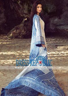Khadija Shah Elan Lawn 2014 Catalogue | Pakistani Lawn Suits USA  Shop Khadija Shah Elan Lawn 2014 Catalogue