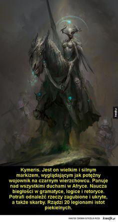 Demony Goecji na grafikach Daniela Kamarudina