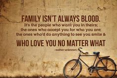 family is not about blood - Google Search