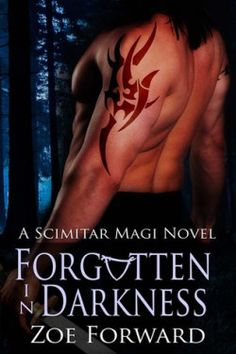 Review: Forgotten in Darkness by Zoe Forward - Delighted Reader