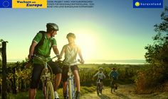2.500 km Radrouten! Österreich´s bestes Radland! Ausgezeichnete Infrastruktur…
