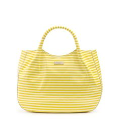 #ridecolorfully with this purse! Yellow is my favorite color of course.  @kate spade new york