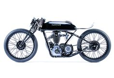 Young Guns Speed Shop - restoring and customizing classic motorcycles. Young Guns, Motorcycle Art, Motorcycle Design, Cool Motorcycles, Vintage Motorcycles, British Motorcycles, Harley Davidson, Rock And Roll, Porsche