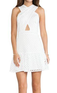 vestido blanco chorisimo