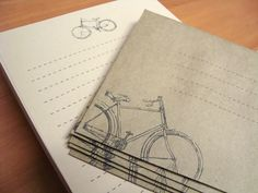 Kid Icarus:Bicycle Stationery