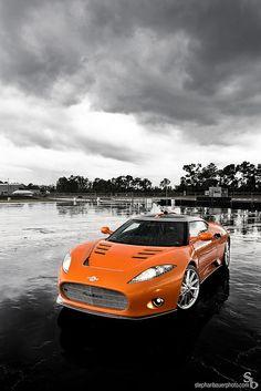 Spyker Aileron, Spyker Cars, Zeewolde, Flevoland.