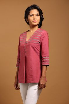 Vaadamalli ` Patched Top – Seamstress