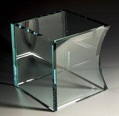 Botos Péter » … The art of glass … » Cubical