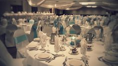 Our newly renovated ballroom offers a neutral color scheme perfect for any theme you may choose!